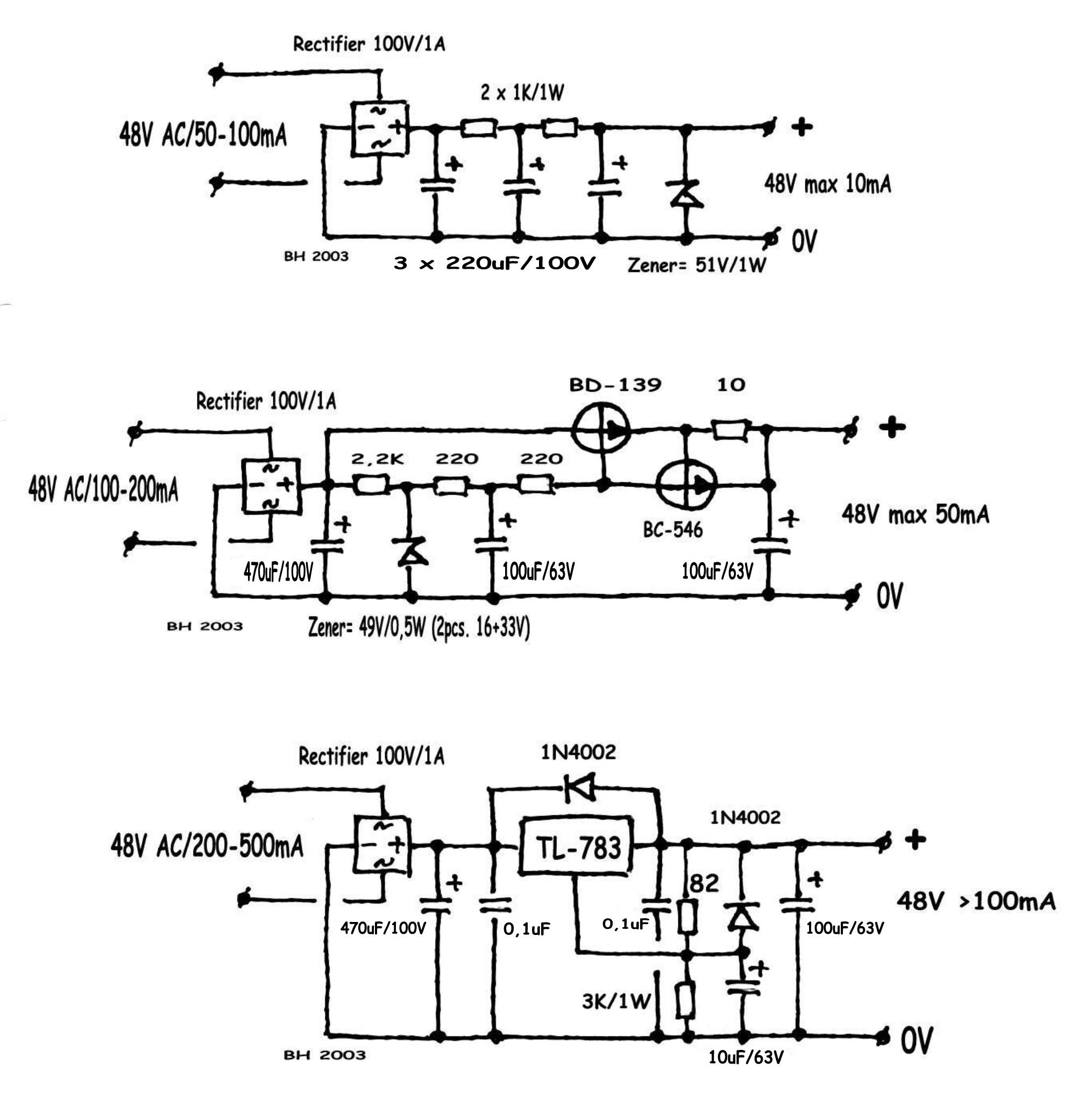 Hansn Audio Gothenburg Circuit Diagram Of 9 Volt Power Supply Schematic Phantom Psu 301777 Byte